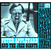 Peter Appleyard And The Jazz Giants: The Lost 1974 Sessions