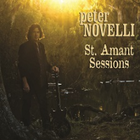 Album St. Amant Sessions by Peter Novelli