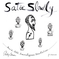 "Read ""Satie Slowly"" reviewed by C. Michael Bailey"
