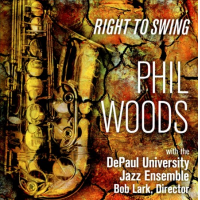Phil Woods: Right To Swing