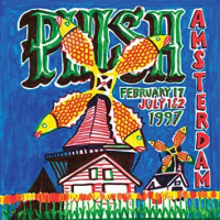 Album Phish: Amsterdam by Phish