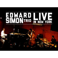 "Support Edward Simon's ""Live in New York"" Kickstarter Campaign"