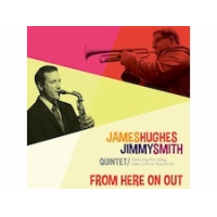 Album From Here On Out by Jimmy Smith - Trumpet