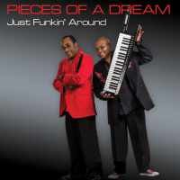 Album Just Funkin' Around by Pieces of a Dream
