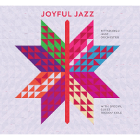 Album Joyful Jazz by Pittsburgh Jazz Orchestra