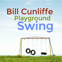 Playground Swing by Bill Cunliffe