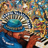 Caja Musical (music box) by Gabriel Palatchi Band