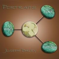 Album Portraits: Wind, Thunder and Love by Joseph Daley