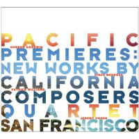 Quartet San Francisco: Pacific Premieres