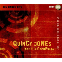 Album Live In Ludwigshafen 1961 by Quincy Jones