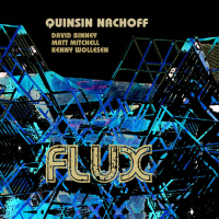 Album Flux by Quinsin Nachoff