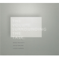 Lucio Capece/Kevin Drumm/Radu Malfatti : The Volume Surrounding The Task