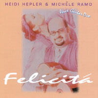 Album Felicita by Heidi Hepler