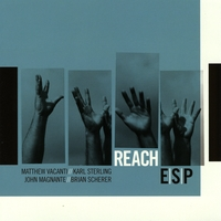 Album Reach by Matthew F. Vacanti