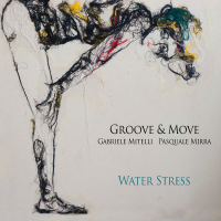 Album Water Stress by Gabriele Mitelli