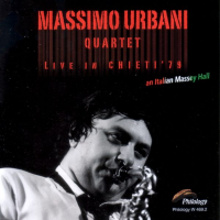 Album Live in Chieti 1979 by Massimo Urbani