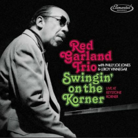 Album Swingin' on the Korner by Red Garland