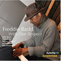 Album With Due Respect by Freddie Redd