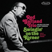Album Swingin' on the Korner: Live at Keystone Korner by Red Garland