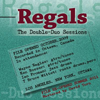 The Double-Duo Sessions by Wayne Eagles