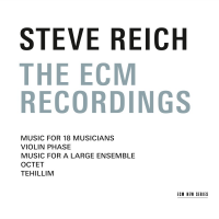"Read ""Steve Reich: The ECM Recordings"" reviewed by Nenad Georgievski"