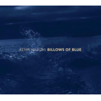 Billows Of Blue by Rema Hasumi