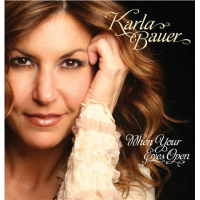 Album When Your Eyes Open - all songs written and recorded by Karla Bauer by Karla Bauer