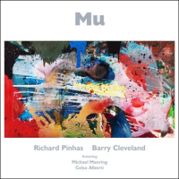 Album Mu by Richard Pinhas