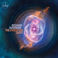 Album The Evolution Suite by Richard Sussman