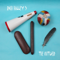 Album The Outlier by Rich Halley