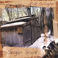 Album Sugar Shack by Rick Gallagher