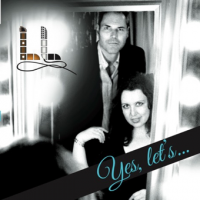 Album Yes, let's... by The LL Duo by Anne-Lise Larsen
