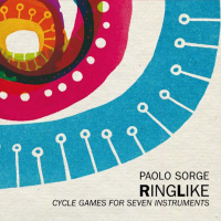 Album Ringlike by Paolo Sorge Electric Guitar Quartet