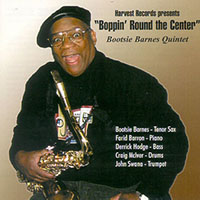 "Read ""Bootsie Barnes: Boppin' Round the Center"" reviewed by Victor L. Schermer"