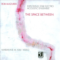 Rob Mazurek's Exploding Star Electro Acoustic Orchestra: The Space Between