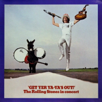"Read ""The Rolling Stones: Get Yer Ya Yas Out!"" reviewed by C. Michael Bailey"