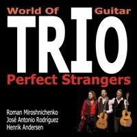 Album Perfect Strangers by Roman Miroshnichenko