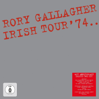 Album Irish Tour '74, the 40th Anniversary Deluxe Box Set by Rory Gallagher