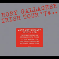 "Read ""Rory Gallagher: Irish Tour '74 Deluxe Edition"" reviewed by"
