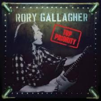 Rory Gallagher: Top Priority