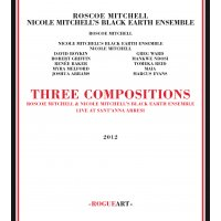 "Read ""Three Compositions"" reviewed by John Sharpe"