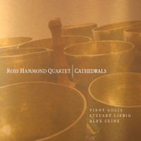 Ross Hammond Quartet: Cathedrals