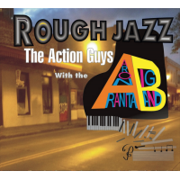 "CD Release: Aaron Aranita Big Band ""Rough Jazz"""