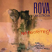 Album No Favorites! by ROVA