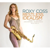 Album Restless Idealism by Roxy Coss