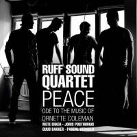 Album Ruff Sound Quartet, Peace by Joris Posthumus