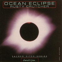 Sacred Sites Series - Ocean Eclipse by Rusty Crutcher