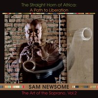 Album The Straight Horn of Africa: A Path to Liberation by Sam Newsome