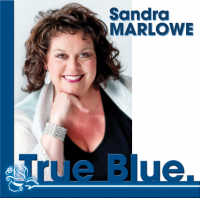 Sandra Marlowe: True Blue