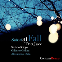 Album Satori At Fall by Stefano Scippa Palleni
